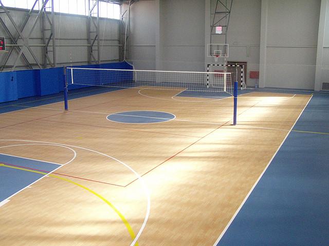 Pardoseli sportive - covor PVC pentru SPORT